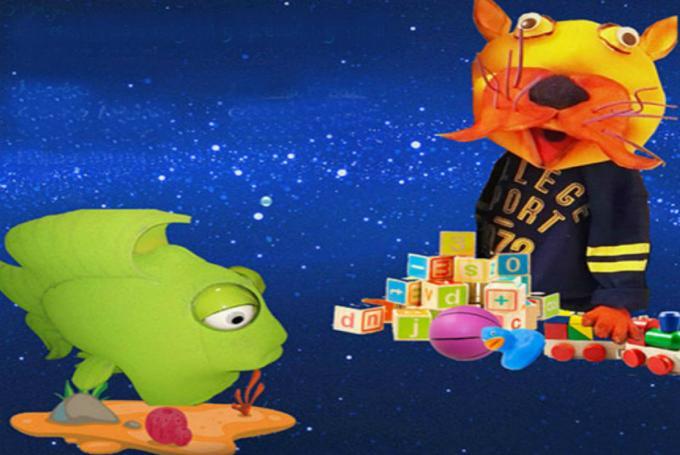 'La magia de mis juguetes' en Teatro de las Aguas (Madrid)