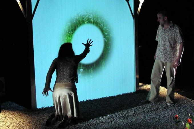 ''En el jardín' en Espacio de Arte Joven de Huesca (Huesca)