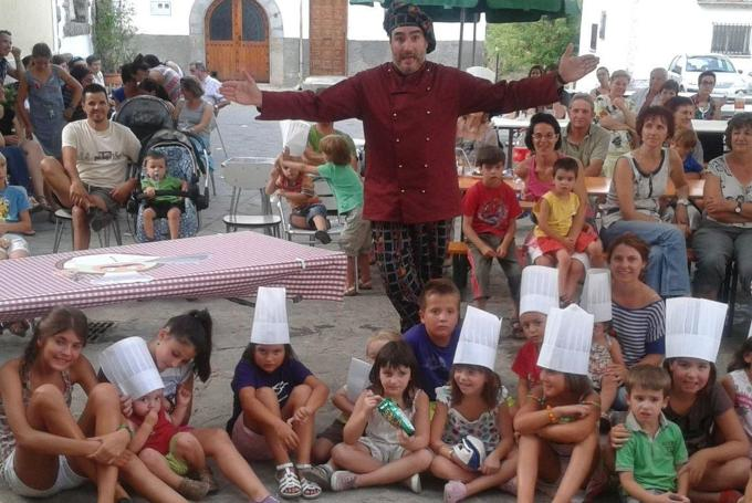 'Chef Mostachó' en Espacio de Arte Joven de Huesca (Huesca)